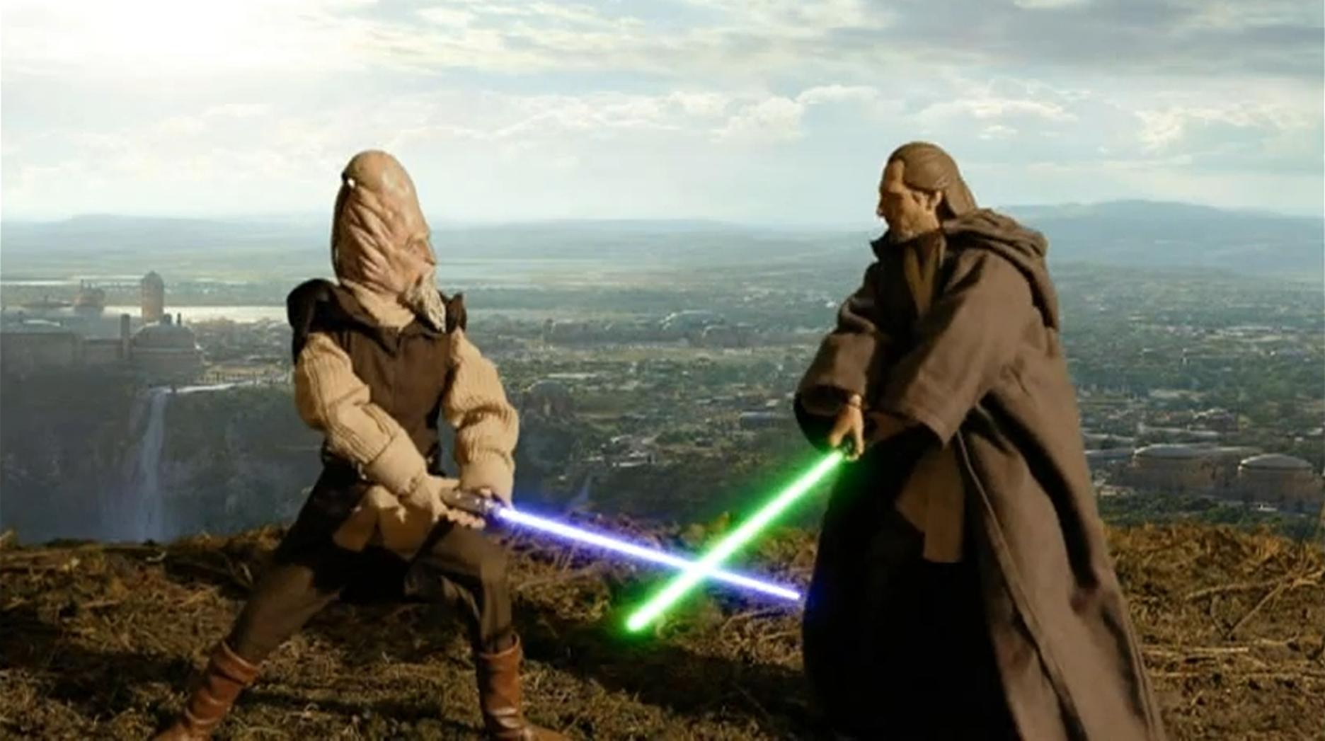 Stop Wars – Training on Naboo